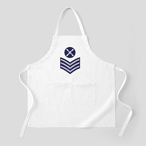 RAF-Chief-Technician-Blue-Shirt Apron