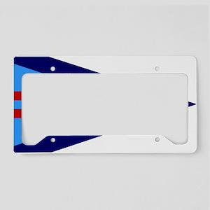RAF-Wing-Commander-Flag License Plate Holder