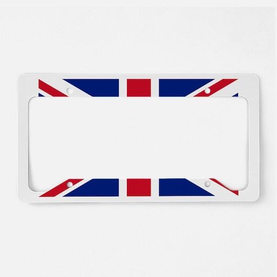 British-Flag.gif License Plate Holder