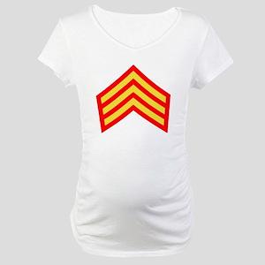 3-Royal-Marines-Provost-Sergeant Maternity T-Shirt