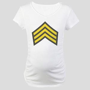 Royal-Marines-Provost-Sergeant-G Maternity T-Shirt