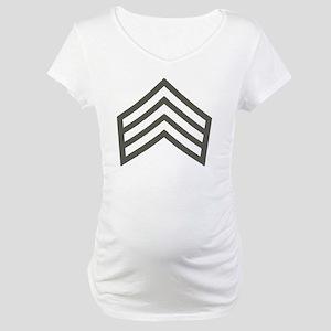 Royal-Marines-Provost-Sergeant-M Maternity T-Shirt