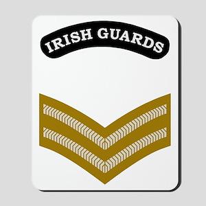 British-Army-Irish-Gds-LCpl-Bear Mousepad