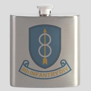 Army-8th-Infantry-Div-3-Bonnie Flask