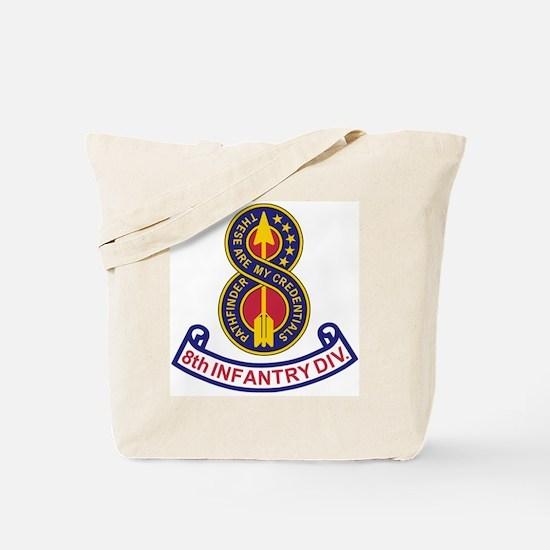 3-Army-8th-Infantry-Div-5-Bonnie.gif Tote Bag
