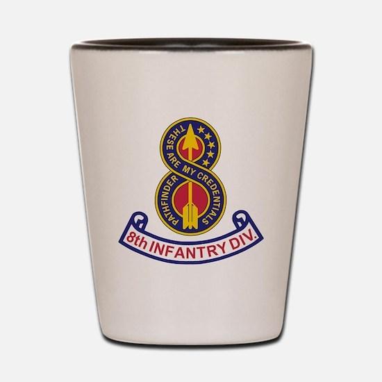 3-Army-8th-Infantry-Div-5-Bonnie.gif Shot Glass