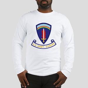 Army-US-Army-Europe-2-Bonnie.g Long Sleeve T-Shirt