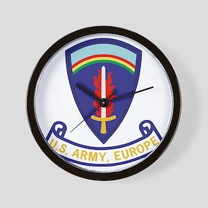 Army-US-Army-Europe-2-Bonnie Wall Clock