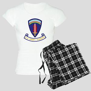 Army-US-Army-Europe-2-Bonni Women's Light Pajamas