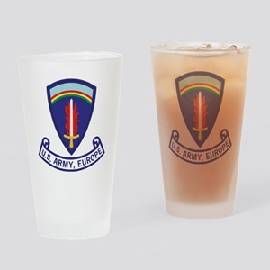 3-Army-US-Army-Europe-2-Bonnie Drinking Glass