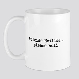 Suicide Hotline Mug