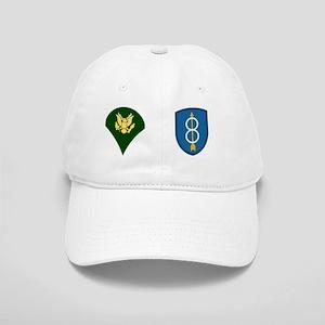 Army-8th-Infantry-Div-Spec4-Mug Cap