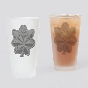 Army-LtCol Drinking Glass