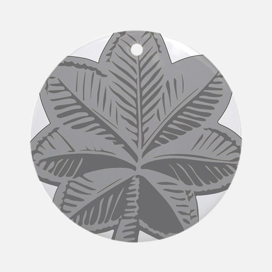Army-LtCol.gif Round Ornament