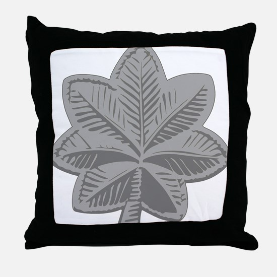 Army-LtCol.gif Throw Pillow