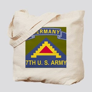 Army-7th-Army-Journal Tote Bag