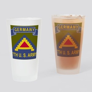Army-7th-Army-Journal Drinking Glass