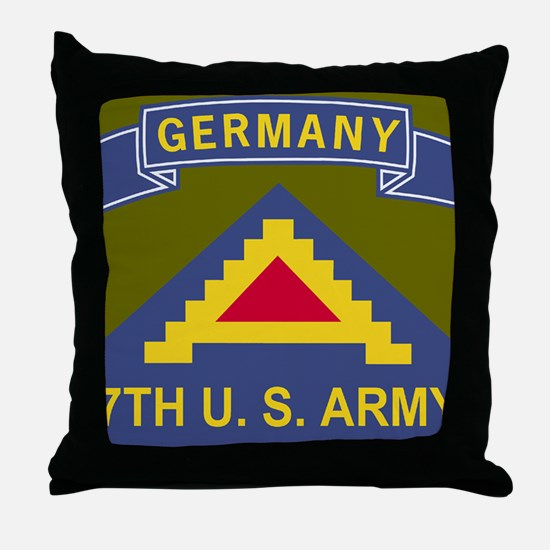 Army-7th-Army-Journal.gif Throw Pillow
