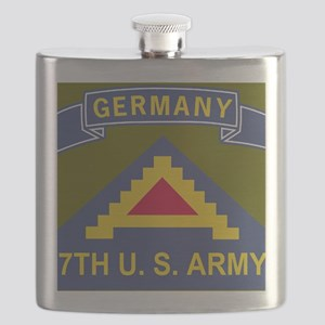Army-7th-Army-Journal Flask