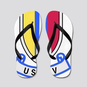 Army-USArmy-Republic-Vietnam-USARV-2-Bo Flip Flops