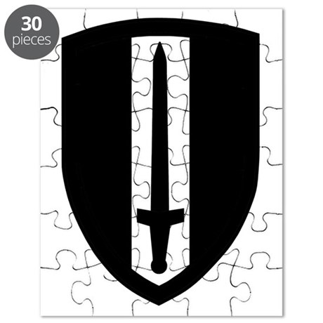 Army-USArmy-Republic-Vietnam-USARV-Green.gi Puzzle