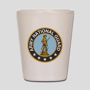ARNG-Logo Shot Glass