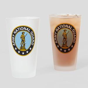 ARNG-Logo Drinking Glass