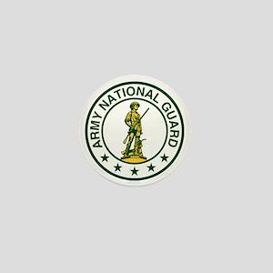 ARNG-Logo-Army-Green Mini Button