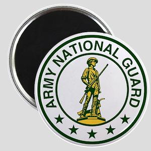 ARNG-Logo-Army-Green Magnet