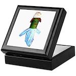 Zucchini Baby Keepsake Box