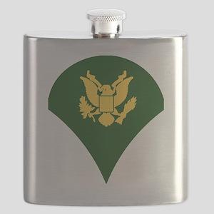 Army-Spec4-Dark-Shirt-3 Flask