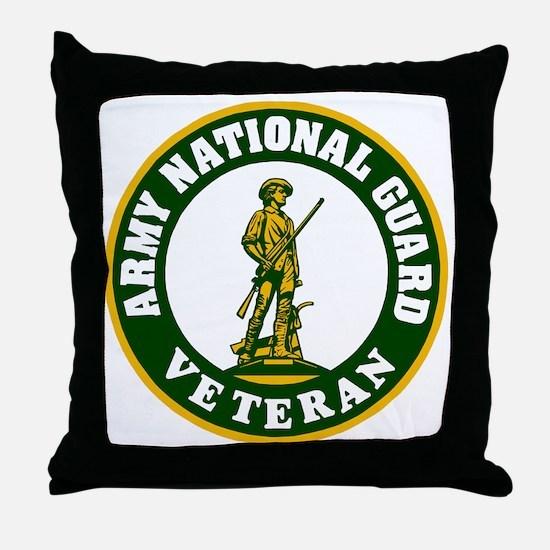 ARNG-Veteran-3-Green.gif Throw Pillow