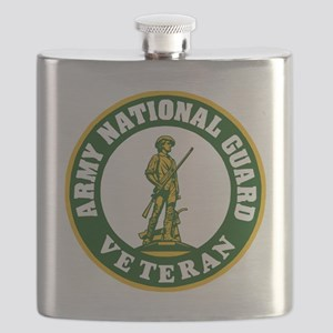 ARNG-Veteran-3-Green Flask
