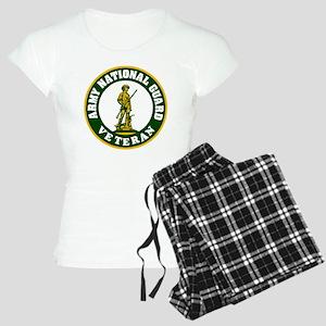 ARNG-Veteran-3-Green Women's Light Pajamas