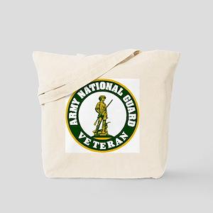 ARNG-Veteran-3-Green Tote Bag