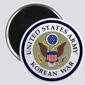 ARMY-Korean-War-Veteran-Bonnie-2 Magnet