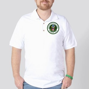 ARMY-Korean-War-Veteran-Bonnie Golf Shirt