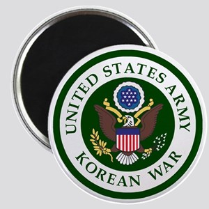 ARMY-Korean-War-Veteran-Bonnie Magnet