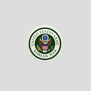 ARMY-Korean-War-Veteran-Bonnie Mini Button