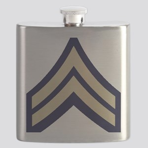 Army-CPL-WWII-Khaki-Cap Flask