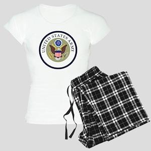 Army-Logo-Army-Blue-Olive.g Women's Light Pajamas