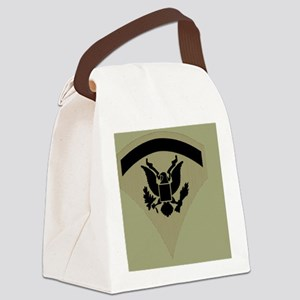 Army-Spec5-Subdued-Magnet Canvas Lunch Bag