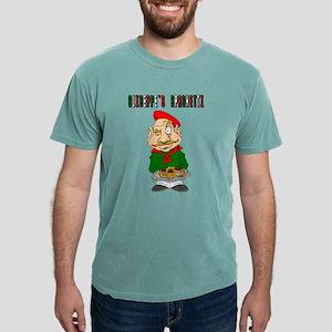 Italian Spaghetti Mens Comfort Colors Shirt