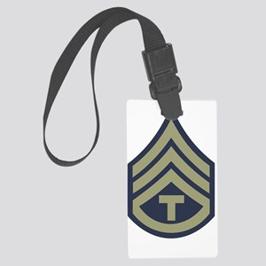 3-Army-Tech3 Large Luggage Tag