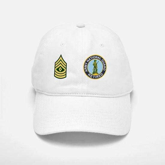 ARNG-1SG-Green-Mug-1.gif Baseball Baseball Cap