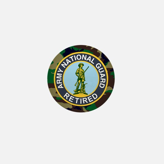 ARNG-Retired-Mousepad-Woodland Mini Button