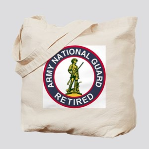 ARNG-Retired-Red-Blue Tote Bag