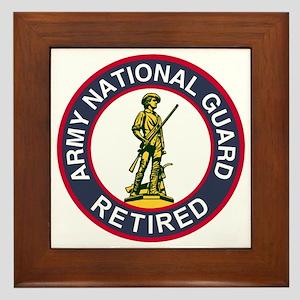 ARNG-Retired-Red-Blue Framed Tile