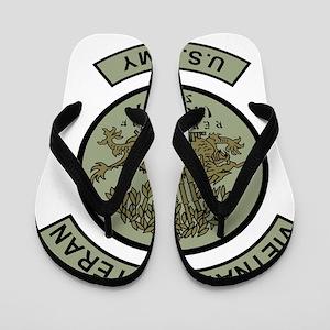 Army-Vietnam-Veteran-Subdued-Shirt-2.gi Flip Flops