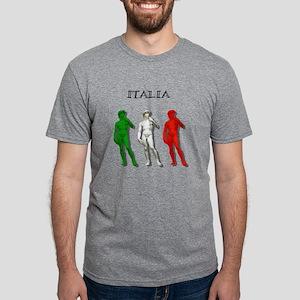 The David Mens Tri-blend T-Shirt